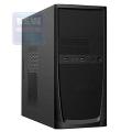 Корпус Inwin ES862 400W black mATX OEM (без логотипов)