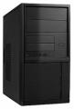 Корпус LinkWorld 727-21 black w/o PSU mATX 4*USB2.0 audi