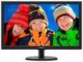 "Монитор 21.5"" Philips 223V5LSB2/10(62) 1920:1080 5ms D-SUB LED Black"