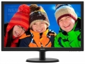"Монитор 21.5"" Philips 223V5LSB/00/01 1920:1080 5ms D-SUB DVI LED Black"
