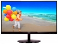 "Монитор 21.5"" Philips 224E5QHSB/00/01 IPS, LED, 1920x1080, 5ms, 250cd/m, 20M:1, 178°/178°, VGA, Black CherryBlack-Cherry"