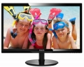 "Монитор 24"" Philips 246V5LDSB/00 LED, 1920x1080, 1 ms, 170°/160°, 250 cd/m, 10M:1, +DVI, +HDMI"
