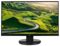 "Монитор 27"" Acer K272HLEBD VA LED 1920x1080 4ms 178°/178° 16:9 300cd DVI D-Sub black"