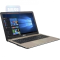 "Ноутбук Asus X540LJ-XX011T (90NB0B11-M01260) Core i3 4005U 1700 MHz/15.6""/1366x768/4Gb/500Gb/DVD-RW/NVIDIA GeForce 920M 1Gb/Wi-Fi/Bluetooth/Win 10"