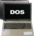 "Ноутбук Asus X541SA-XX327D (90NB0CH1-M04950) Pentium N3710 1600 MHz/15.6""/1366x768/2Gb/500Gb/DVD нет/Intel HD Graphics 405/Wi-Fi/Bluetooth/DOS"
