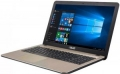 "Ноутбук Asus X540YA-XO534T (90NB0CN1-M09280) E1 6010 1350 MHz/15.6""/1366x768/2Gb/500Gb/DVD нет/AMD Radeon R2/Wi-Fi/Bluetooth/Windows 10"