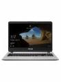 "Ноутбук Asus X507MA-BR001 (90NB0HL1-M00980) Celeron N4000 1100 MHz/15.6""/1366x768/4Gb/500Gb HDD/DVD нет/Intel UHD Graphics 600/Wi-Fi/Bluetooth/DOS"
