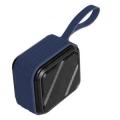 Колонка Crown CMPBS-51 blue портативная 5W, BT 5.0, IPX7, 1200mAh