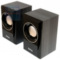 Колонки Dialog Stride AST-15UP black 2.0, 6W RMS,USB