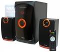 Колонки Dialog Progressive AP-200 black 2.1, 30W+2*15W RMS, USB+SD reader