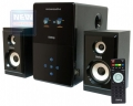 Колонки Dialog Progressive AP-220 black 2.1, 30W+2*15W RMS, USB+SD reader