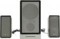 Колонки Dialog Progressive AP-207 black 2.1, 18W+2*10W RMS, USB+SD reader