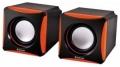 Колонки Defender SPK 480 black/orange 2х2W USB (65480)
