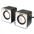 Колонки Dialog Colibri AC-02UP black/white 2.0, 6W RMS, USB