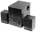 Колонки Dialog Progressive AP-170 black 2.1 8W+2*3W RMS,BT, FM, USB+SD reader