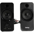 Колонки Dialog Stride AST-17UP black 2.0, 10W RMS,PhoneOut, Mic In, USB
