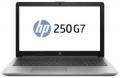"""Ноутбук HP 250 G7 (7DD32ES) Core i3 7020U 2300 MHz/15.6""""/1920x1080/8Gb/128GB SSD/DVD нет/Intel HD Graphics 620/Wi-Fi/Bluetooth/DOS"""