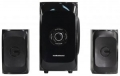Колонки Nakatomi GS-31 black 2.1, 30W+2*15W RMS, Bluetooth, FM, USB+SD reader
