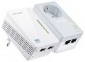 Адаптер Powerline TP-Link TL-WPA4226KIT до 600Мбит/с, + WiFi, комплект 2шт