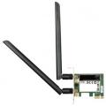 Адаптер PCI-E беспроводной D-Link DWA-582/RU/A1A двухдиапазонный 2,4 ГГц+5ГГц