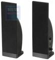 Колонки Sven 230 black 2.0, 2 х 2 W RMS, USB