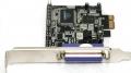 Адаптер STLab I-510 (RTL) PCI-Ex1, Multi I / O, 2xLPT25F