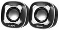 Колонки Sven 170 black/white (5W) USB