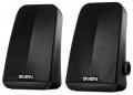 Колонки Sven 380 black (2x2W) 5V USB