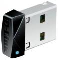 Адаптер USB беспроводной D-Link DWA-121 2,4 ГГц, до 150Мбит/с