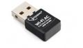 Адаптер USB2.0 беспроводной Gembird WNP-UA-008 600Мбит/с, двухдипазонный 802.11b/g/n/ac, компактный