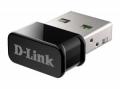 Адаптер WiFi - USB D-Link DWA-181 2.4ГГц / 5ГГц, до 867Мбит/с, AC1300 с поддержкой MU-MIMO