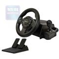Игровой руль Defender Forsage Drift (12кн+рычаг коробки передач) USB [64370]
