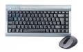 Комплект клавиатура+мышь A4 7700N черный 2.4G наноприемник USB, 7 доп. клавиш