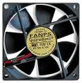 Вентилятор для корпуса Gembird FANPS, 80x80х25