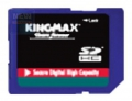 Карта памяти Secure Digital 32Gb KingMAX Class 4
