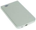 "Внешний корпус AgeStar SUB2O1 USB2.0 to 2,5""hdd SATA алюминий silver"