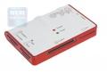 Разветвитель USB 2.0 Konoos UK-12, 2 порта USB+6 разъемов для карт памяти (SD/SDHC/MMC/MicroSD/MS/M2