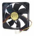 Вентилятор для корпуса Gembird FANCASE-4, 80x80x25