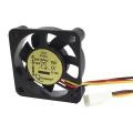 Вентилятор для видеокарты Gembird 40x40x10 3pin втулка ,25см [D40SM-12A-25]
