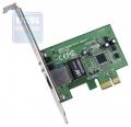 Сетевая карта TP-Link TG-3468, интерфейс PCI Express, 1000 Мбит/с, чипсет Realtek