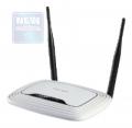 Беспроводный маршрутизатор TP-Link TL-WR841N, 300Мбит/с 2T2R, 4 порта 100 Мбит/с, функция QSS