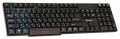 Клавиатура Defender Accent 930B USB black влагоустойчивая, компактная