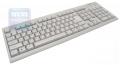 Клавиатура Gembird KB-8300-R, PS/2, белая