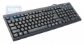 Клавиатура Gembird KB-8300U-BL-R USB, черная