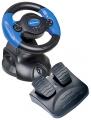 Игровой руль Defender Adrenaline Mini (руль+педали)