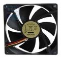 Вентилятор для корпуса Gembird FANCASE2, 90x90x25, втулка, 3 pin, провод 30 см