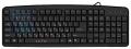 Клавиатура Oklick 100M Black USB