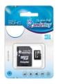 Карта памяти microSD  8Gb Smart Buy  Сlass 10  +SD