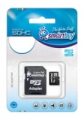 Карта памяти microSD 32Gb Smart Buy Class 10+SD