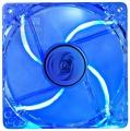 Вентилятор для корпуса DeepCool Xfan 120L/B 120x120x25мм ( пит. от мат.платы и БП, синяя подсветка , 1300об/мин) Retail